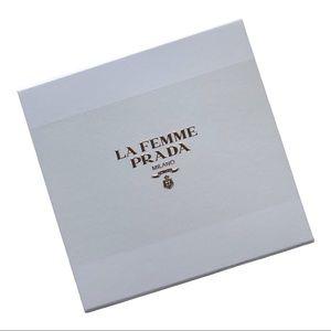 La Femme Prada Gift Box storage box